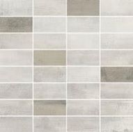 FLOORWOOD WHITE-BEIGE MIX MOSAIC 29x29,5 gat 1